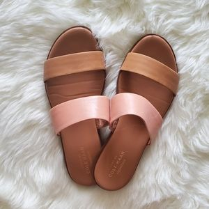 Cole Haan leather sandals